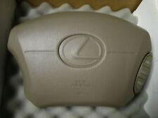 2000 1999 1998 Lexus LS-400 Driver/Left/Steering Wheel Airbag LS400 BEIGE/TAN