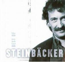 """GERT STEINBÄCKER """"BEST OF"""" CD NEUWARE"""