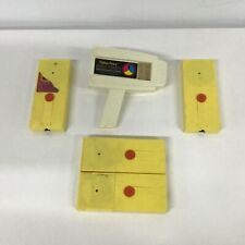 Vintage Fisher Price Movie Viewer with 4 Movie Cassettes #661