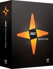 Waves 360 Surround Tools 5.1 Mixing Bundle 14 Plugins TDM AAX RTAS VST AU