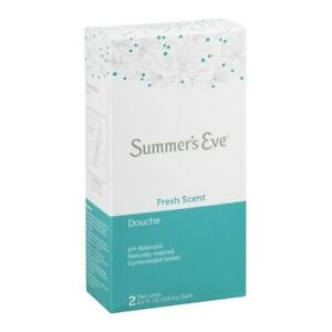 Summer's Eve Fresh Scent Douche