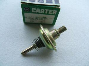 Carter 202-462 Carburetor 2-BBL Dashpot - Replaces Chrysler 3685776, AMC 8127323