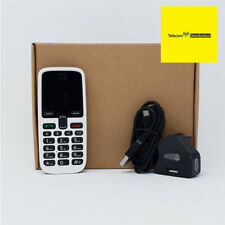 Doro 5030 - Elderly Easy Big Button Mobile Phone White New Condition - Unlocked