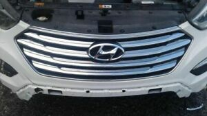 2013-2015 Hyundai Santa Fe FRONT GRILLE GRILL OEM with Logo 2014