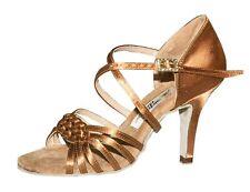 NEW Aida latin shoes 080E - Round Toe (Andra)