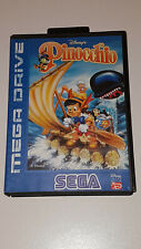 Sega Mega Drive - Pinocchio - OVP ohne Anleitung