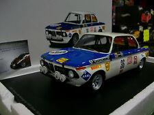 BMW 2002 TI #36 winner 24h NURBURGRING 1970 1/18 SPARK 18SG005 voiture miniature