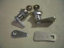 AU BA BF Ford Falcon Ute Lid Locks Flat Lid Top Hard Fibreglass Tonneau Cover
