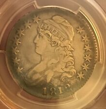 1812 capped bust half ,  VF20 , scarce