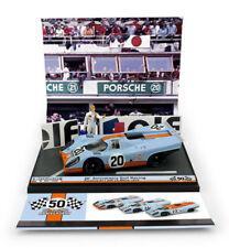 Porsche 917k 50mo Anniversario Vittorie Scuderia Gulf 1968-2018 Limited 500 1:43