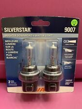 Headlight Bulb-SilverStar 9007 Blister Pack Twin Headlight Bulb Sylvania