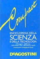 Compact. Enciclopedia della scienza e della tecnologia DeAGOSTINI 9788841518465