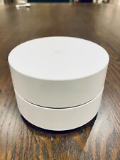 Google WiFi AC1200 Dual-band Mesh Wi-fi Router - White - Excellent Condition