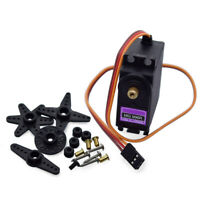 MG995 MG996R 180°High Torque Metal Gear RC Servo Motor For Boat Helicopter Car