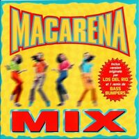 Compilation CD Macarena Mix - France (M/EX+)