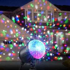 Outdoor laser light christmas lights ebay ion holiday party light mozeypictures Choice Image