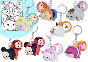 Disney Tsum Tsum Figure Charms Keychain Series 1: ELSA from the movie FROZEN