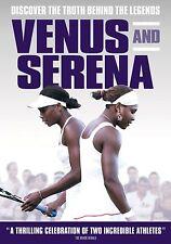Venus and Serena Williams [DVD] Tennis NEU Dokumentation Tennis WTA