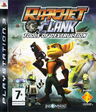 Ratchet and Clank Tools of Destruction (in Good Condition)