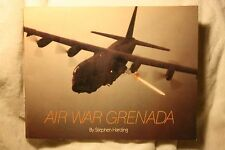 Air War Grenada Pictorial Histories Publishing Very Good Condition