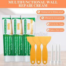More details for 3pcs/set wall mending agent wall repair cream wall crack nail repair agent