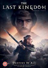 The Last Kingdom: Season Three (Box Set) [DVD]