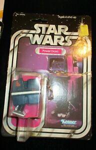 NIP Unopened Kenner 1979 Star Wars Power Droid Figure #39090