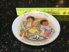 Cherished Moments Avon Japan Mother's Day Collector Plate 1984
