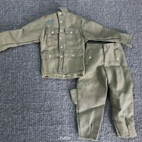 """1:6 21st Century WWII Military Uniform For 12"""" The Ultimate Soldier GI Joe BBI"""
