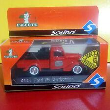 Modellino DIE CAST Solido Ford V8 Charbonnier 4435 1/43 1:43 NUOVO