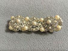 Ladies Fashion Faux Pearl Bracelet