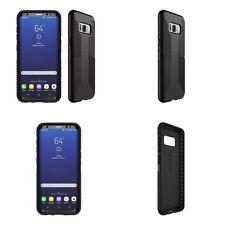 Genuine Speck PRESIDIO impatto Grip Custodia per Samsung Galaxy S8+ (più) in Nero