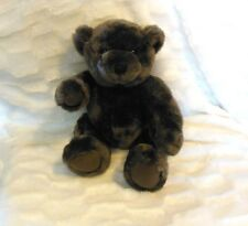 I.N.C Macy's Chocolate Brown Articulated Posable Bear