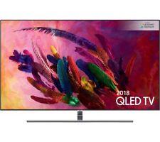 """NEW 2018 SAMSUNG QE55Q7FNATXXU 55"""" Smart 4K Ultra HD HDR QLED TV"""