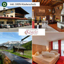 6 Tage Urlaub in Axam im Hotel Kögele in Tirol inklusive Halbpension
