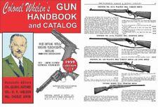 Whelen's (Col) 1939 National Target & Supply Gun Handbook-Catalog (Wash. DC)