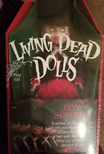 Living Dead Dolls Toy Soldier,Preowned but Nib