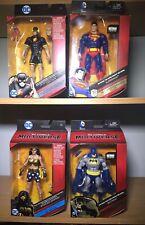 Dark Knights Return DC Multiverse Lot Batman Superman Flash Wonder Woman NEW NIB