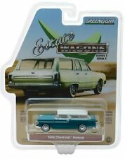 1955 Chevrolet Nomad  Dark Türkis **** Greenlight Estate Wagon 1:64 OVP