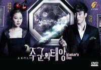 MASTER'S SUN - COMPLETE KOREAN TV SERIES DVD BOX SET (1-17 EPS) (ENG SUB)
