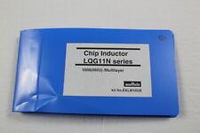 "Murata Eklm18Ub Chip Inductor Lqg11N Series 1608(0603) Kit ""As Shown in Pic"""