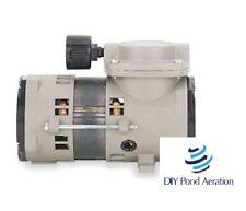 NEW OEM THOMAS 107CAB18 Compressor/Vacuum Pump,0.1 HP,60 Hz,115V FREE S&H!!