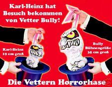 Bully, Horror Hase aus Latex, Super Gag Zaubern !