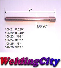 "5-pk TIG Welding Collet 10N23 (1/16"") for Torch 17/18/26 