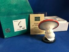 Walt Disney Classics Collection Large Mushroom Fantasia Figure COA Mint + CARDS