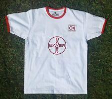BAYER 04 LEVERKUSEN *NEU* S M L XL XXL Trikot Vintage Shirt Tshirt Retro 04