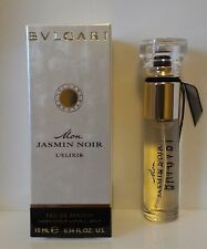 bulgari mon jasmin noir l'elixir spray for women 0.38 oz 10ml eau de parfum