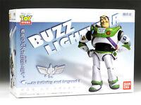 NEW Pixar CHOGOKIN Toy Story BUZZ LIGHTYEAR BANDAI TAMASHII NATIONS F/S MISB