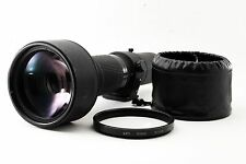 Nikon Zoom NIKKOR ED Ai-S 600mm f/5.6 AiS Lens w/filter Excellent++ from Japan