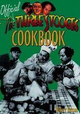 The Official Three Stooges Cookbook by Robert Kurson (1998, Spiral)